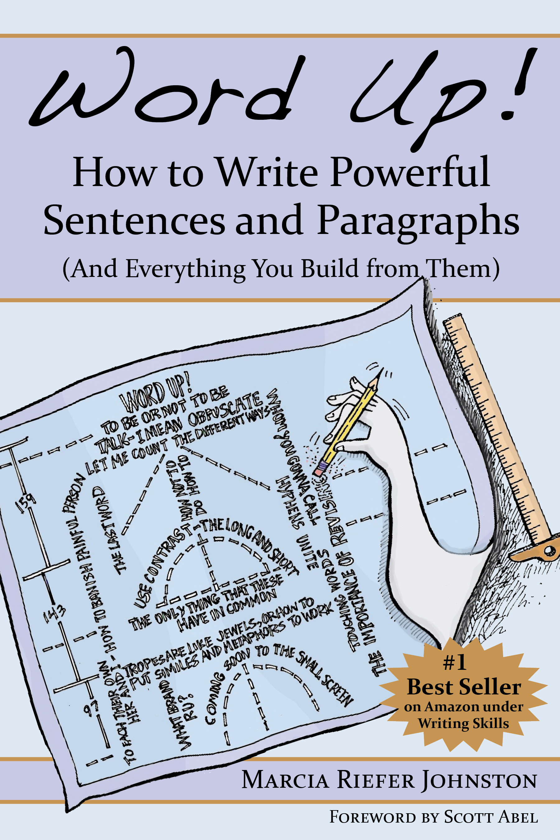 cover - best seller, how to write