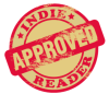 IndieReader Approved sticker