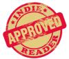 IndieReader Approved sticker