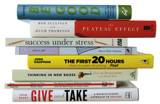 Psychology Today book picks