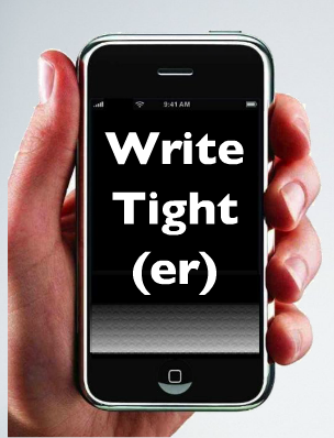 Write Tight(er)