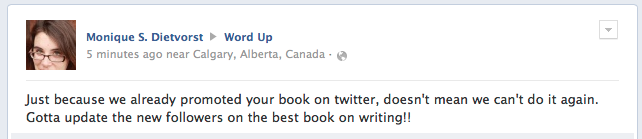 Tweet about Word Up