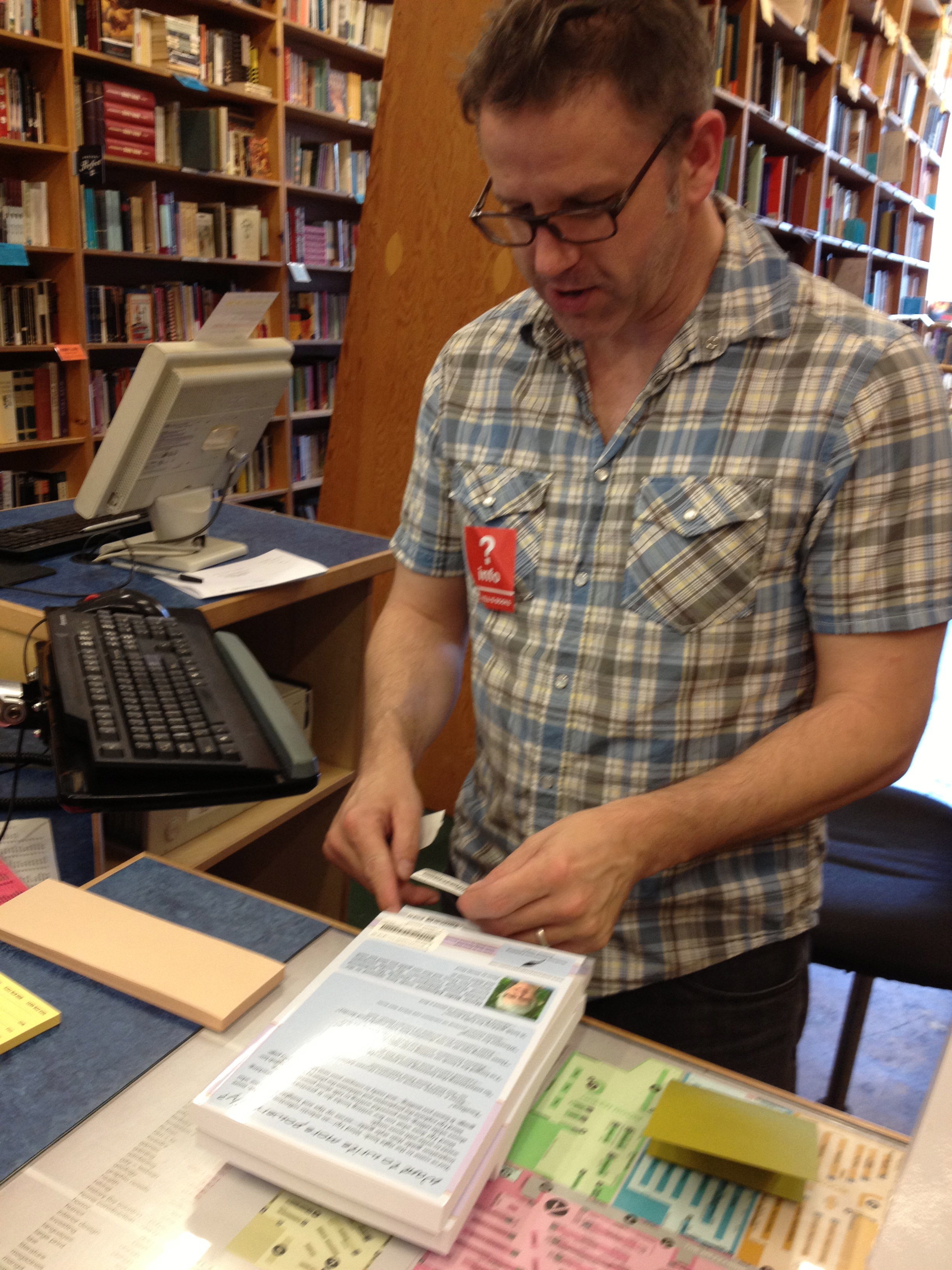 Powell's   how to write
