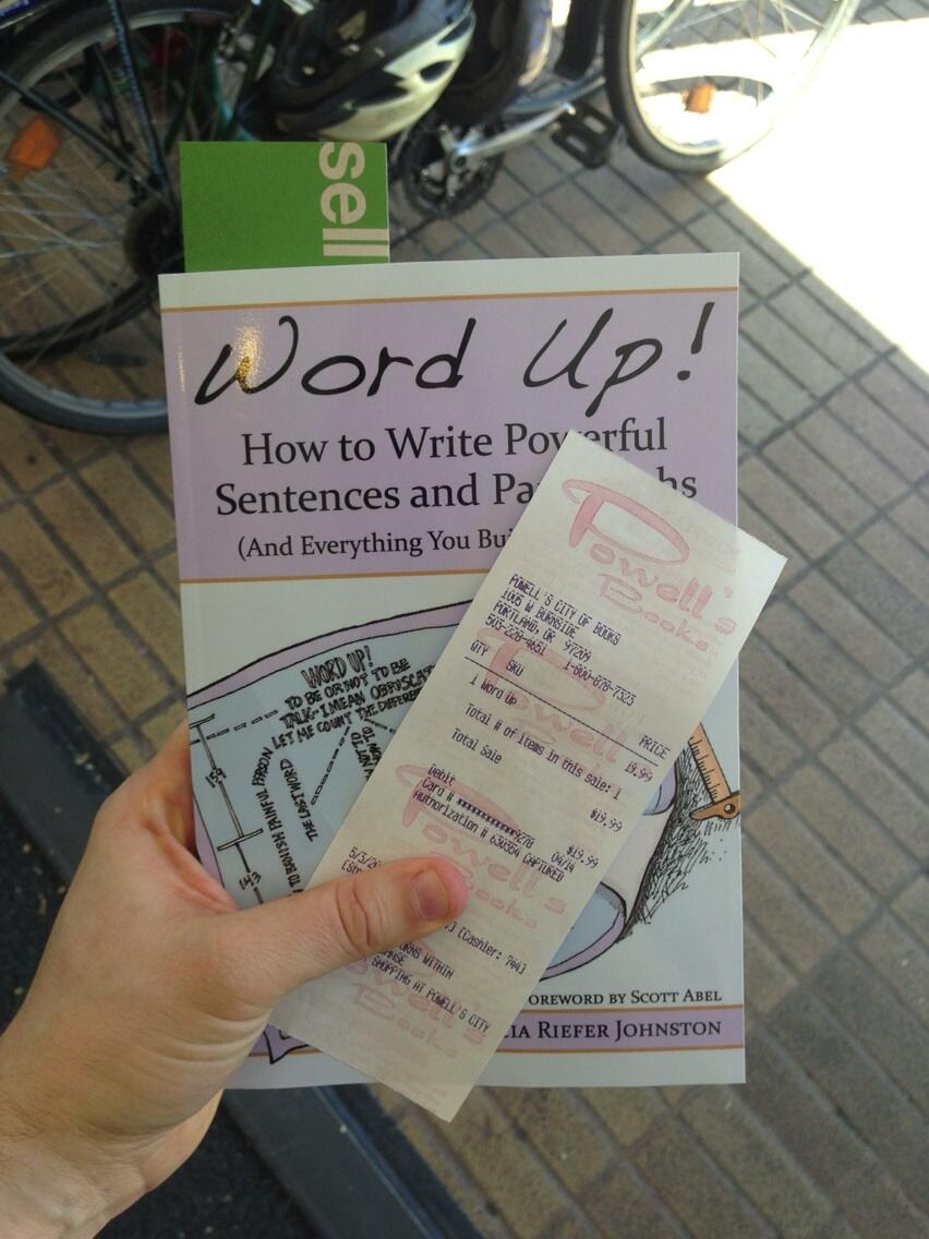 Powell's | how to write