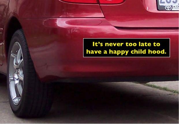 Happy Child Hood