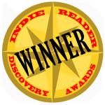 IndieReader award sticker