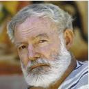 Hemingway, master minimalist writer