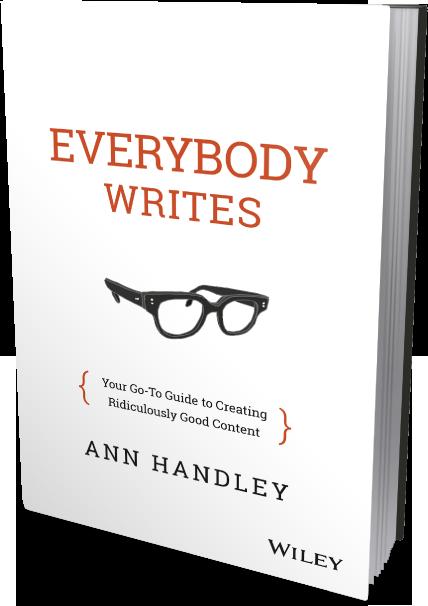 Handley, Everybody Writes